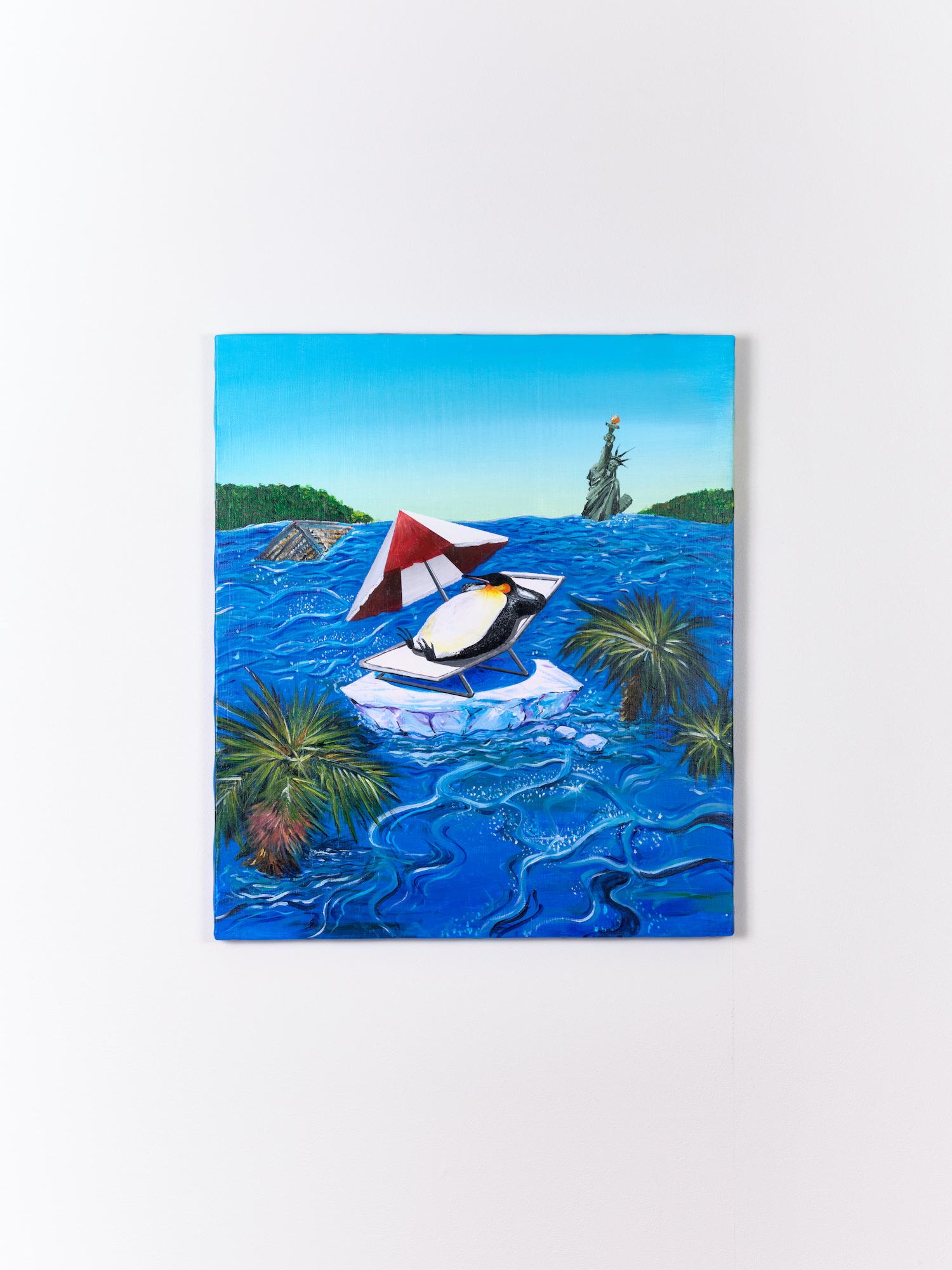 町田ヒロチカ / Penguin On The Last Ice